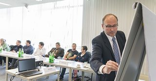 Auch 2015: Workshop zur neuen SüwVo Abwasser NRW