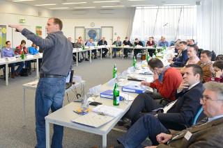 IKT-Workshop Kanalreparatur in Theorie und Praxis