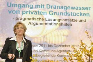 Seminar: Umgang mit Dränagewasser von privaten Grundstücken