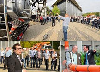 Pressebericht 1. Deutscher Tag der Kanalreinigung