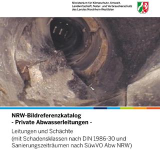 Neuer Bildreferenzkatalog zu Schäden an privaten Abwasserleitungen