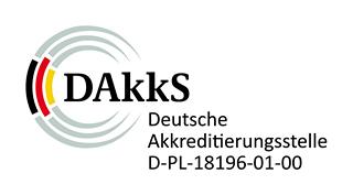 IKT ist vom DAkkS als Prüfstelle für Schlauchliner akkreditiert