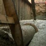 Einsatz im Leitungsgraben: Flüssigboden liegt im Trend