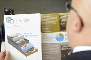 Erfolg wiederholen: InfraTech 2016