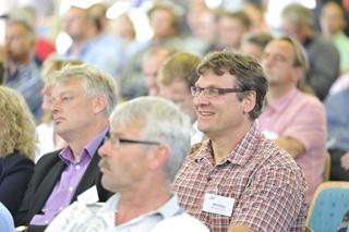 Publikum einer Tagung