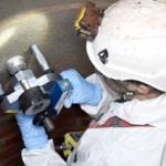 Qualitätssicherung: IKT prüft Schachtsanierung auf der Baustelle