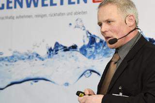 Dipl.-Ing. Christoph Bennerscheidt bei seinem Vortrag