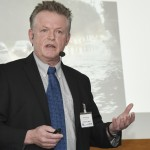 Dipl.-Ing. Markus Blaschke bei seinem Vortrag
