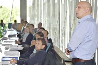 Trendthema Flüssigboden: Großes Interesse an IKT-Seminar