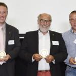Goldener Kanaldeckel 2015 geht nach <br/>Göttingen, Arnheim und Arnsberg