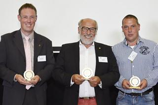 Preisträger Goldener Kanaldeckel 2015