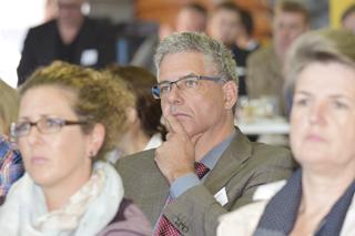 Publikum bei den Praxistagen 2015