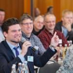 DEC 2016: Gemeinsam das Thema Druckentwässerung erarbeitet