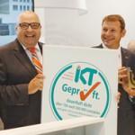 IKT-Siegel für neue ACO-Rinne: Belastetes Regenwasser sicher transportieren