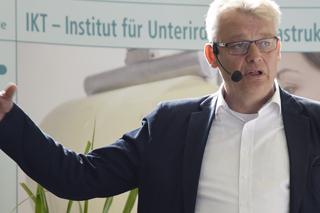 Ludger Wördemann während seines Vortrags