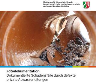 Titelseite der Broschüre des NRW-Umweltministeriums
