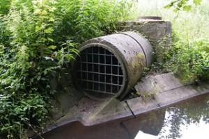 Mischwasserentlastung