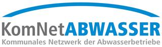 Logo des KomNetABWASSER