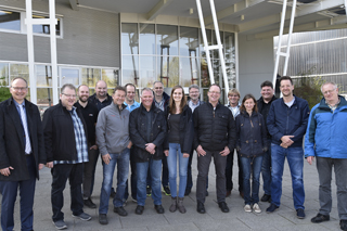 Teilnehmer Workshop Bedarfsorientierte Kanalreinigung