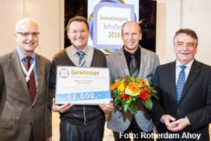 Verleihung Innovationspreis 2016