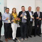 Goldener Kanaldeckel 2017 verliehen: Preisträger aus Almere, Altena und Osnabrück