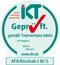 Siegel der IKT-Prüfstelle