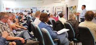 Publikum beim KanalReinigungsCongress