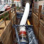 """Der Förderbescheid ist da! IKT-Warentest """"Sanierungsverfahren für Abwasserdruckleitungen"""" kann starten"""