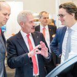 InfraTech 2020: NRW-Minister Wüst ist Schirmherr der Messe