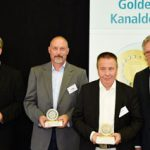 Goldene Kanaldeckel 2019 gehen nach Solingen, Jena und Koblenz