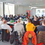 Gastveranstaltung: Zwei Firmen schulen gemeinsam im IKT